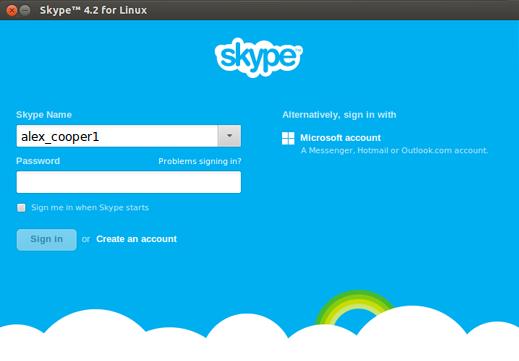 پاک کردن نام اکانت اسکایپ در سیستم عامل ویندوز