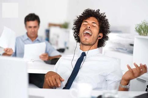 راههایی برای بیدار ماندن و کار کردن