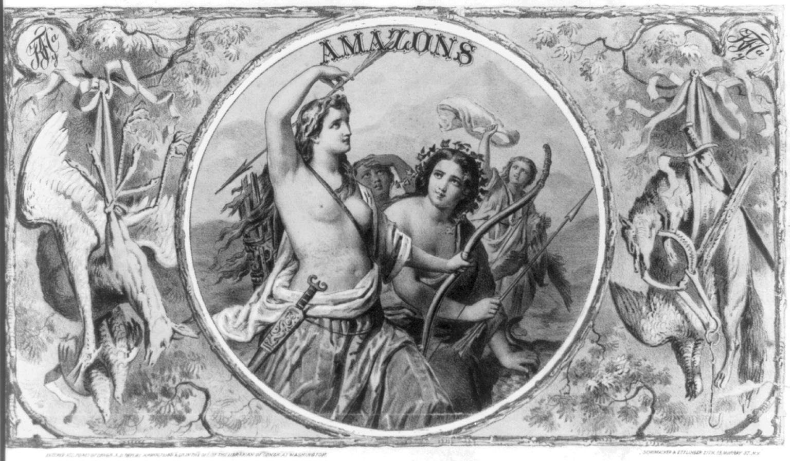 آمازونها