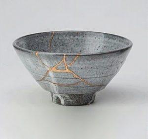 کینتسوگی - Kintsugi