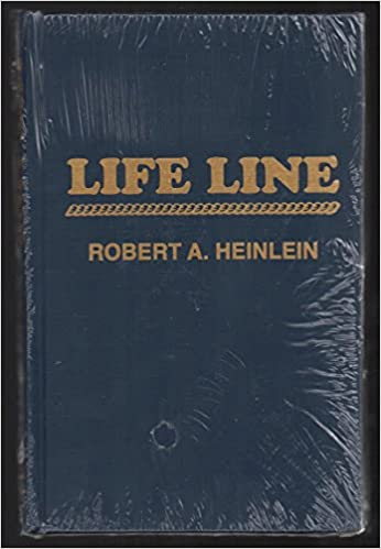 داستان صوتی خط زندگی از هاینلاین